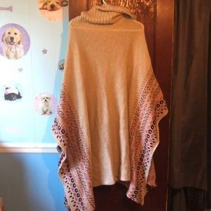 NWT Jessica Simpson shrug sweater